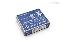 Sailor Nano Sei-boku Ink (Blue Black) - 12 Cartridges - SAILOR 13-0602-144