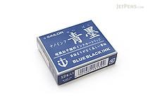 Sailor Nano Sei-boku Ink (Blue Black) - 12 Cartridges - SAILOR 13-0602-144