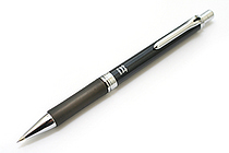 Platinum OLEeNu High Grade Lead Breakage Prevention Mechanical Pencil - 0.5 mm - Black Body - PLATINUM MOL-1000 1