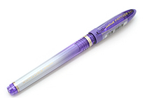 Uni Fanthom Erasable Gel Pen - 0.5 mm - Violet - UNI UF20205.12