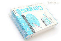 Kokuyo Campus Loose Leaf Paper - Sarasara - B5 - Dotted 6 mm Rule - 26 Holes - 100 Sheets - Bundle of 5 - KOKUYO NO-836BT BUNDLE