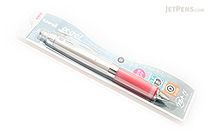 Uni Alpha Gel Kuru Toga Mechanical Pencil - 0.5 mm - Red Grip - UNI M5858GG1P.15