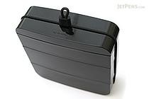 Metaphys Ojue Lunch Box - With Chopsticks - Black - METAPHYS 63010-BK