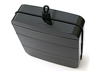 Metaphys Ojue Lunch Box - With Chopsticks - Black - METAPHYS 63010-BK