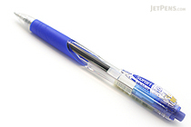 Zebra Surari Emulsion Ink Pen - 1.0 mm - Blue Ink - ZEBRA BNB11-BL