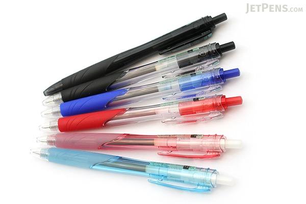 Zebra Surari Emulsion Ink Pen - 0.5 mm - Red Ink - ZEBRA BNS11-R