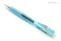 Zebra Surari Emulsion Ink Pen - 0.5 mm - Light Blue Body - Black Ink - ZEBRA BNS11-LB