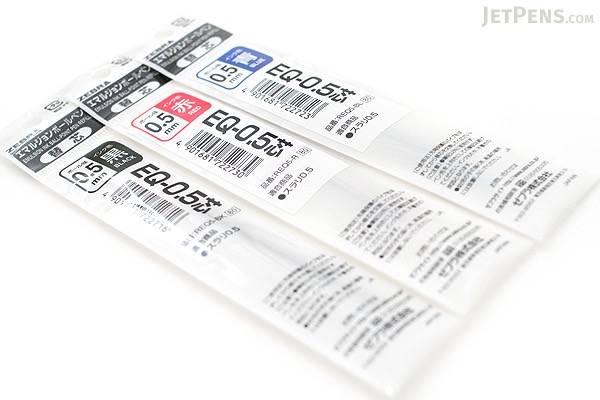 Zebra EQ Surari Emulsion Ink Pen Refill - 0.5 mm - Blue - ZEBRA REQ5-BL