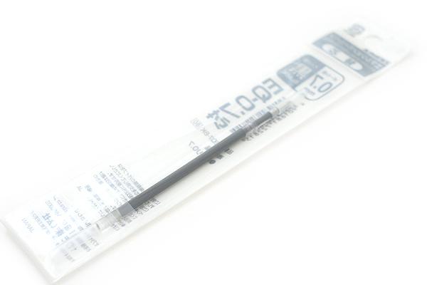 Zebra EQ Surari Emulsion Ink Pen Refill - 0.7 mm - Black - ZEBRA REQ7-BK