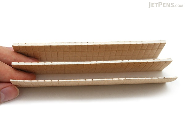 Fukusan Deco Craft Foam Glue Tape - 1/2/3 mm Thick - 225 Pieces - FUKUSAN SFD-1026