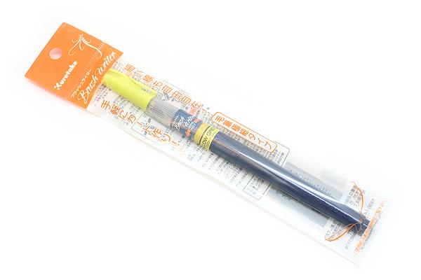 Kuretake Brush Writer Blendable Color Brush Pen - Yellow Green - KURETAKE KM50F-CB-53