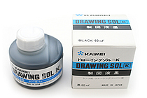 Kaimei Drawing Pen Ink - 60 ml Bottle - KAIMEI SE-0009