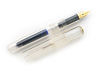 Kaweco Classic Sport Fountain Pen - Fine Nib - Clear Body - KAWECO 10000007
