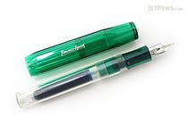 Kaweco Ice Sport Fountain Pen - Green - Fine Nib - KAWECO 10000075