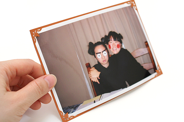 Kuretake KurePunch Corner Paper Punch - Gothic - KURETAKE SBKPC950-5
