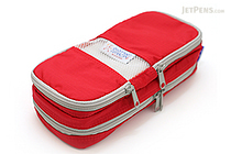 Nomadic PE-08 Easy Classification Pencil Case - Red - NOMADIC EPE 08 RED