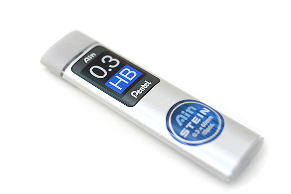Pentel Ain Stein Lead - 0.3 mm - HB - PENTEL C273-HB