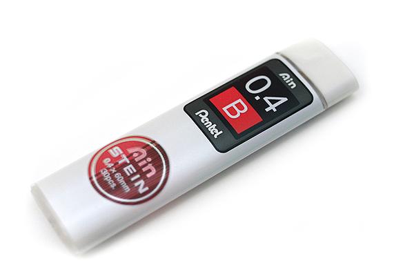 Pentel Ain Stein Lead - 0.4 mm - B - PENTEL C274-B