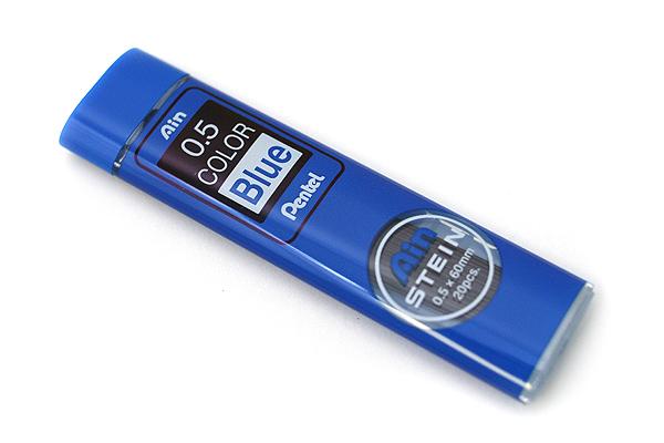 Pentel Ain Stein Lead - 0.5 mm - Blue - PENTEL C275-BL