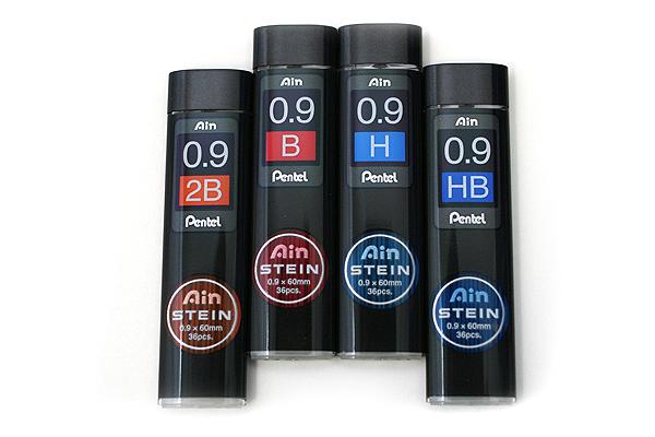 Pentel Ain Stein Lead - 0.9 mm - H - PENTEL C279-H
