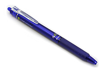 Pilot FriXion Ball Knock Retractable Gel Pen - 0.7 mm - Blue - PILOT LFBK-23F-L