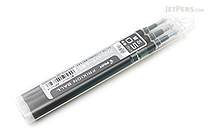 Pilot FriXion Gel Pen Refill - 0.5 mm - Black - Pack of 3 - PILOT LFBKRF30EF3B