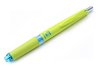 Pilot Delful Double Knock Mechanical Pencil - 0.5 mm - Green & Soft Blue - PILOT HDF-50R-GSL