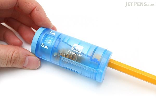 Sun-Star Sect Cylindrical Multi Pencil Sharpener - SUN-STAR S4303881