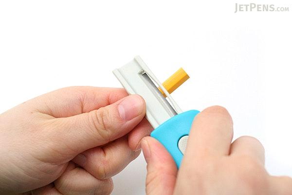 Sun-Star Safety Pencil Knife - Pink - SUN-STAR S3715973