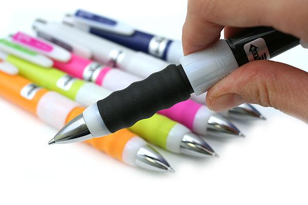 Sun-Star TeniFit Adjustable Grip Mechanical Pencil - 0.5 mm - Pink - SUN-STAR S4447700