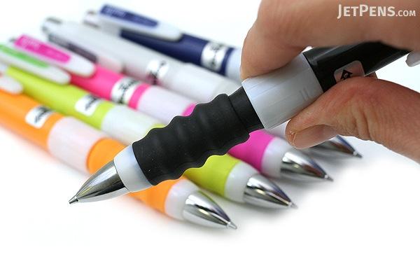 Sun-Star TeniFit Adjustable Grip Mechanical Pencil - 0.5 mm - Blue - SUN-STAR S4447689