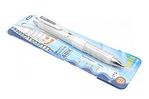 Sun-Star TeniFit Adjustable Grip Mechanical Pencil - 0.5 mm - White - SUN-STAR S4447697