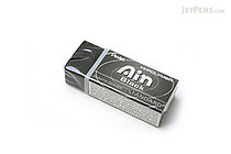 Pentel Hi-Polymer Ain Eraser Small - Black - PENTEL ZEAH06AT