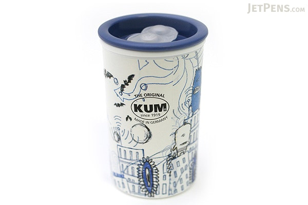 Kum Scribble 1870K M2 Magnesium Wooden Pencil Sharpener - 2 Sizes - City - KUM 339.03.21 B