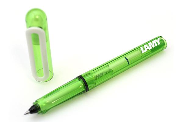 Lamy Balloon Liquid Ink Rollerball Pen - 0.7 mm - Green Body - LAMY L311GR