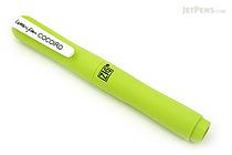 Kuretake Zig Letter Pen CocoIro Pen Body - Kiwi - KURETAKE LPC-005S