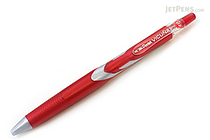 Pentel Vicuna Ballpoint Pen - 0.7 mm - Red Body - Red Ink - PENTEL BX157-B