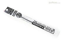 Pentel Vicuna Ballpoint Pen Refill - 0.7 mm - Black - PENTEL XBXM7H-A