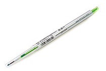 Uni Style Fit Single Color Slim Gel Pen - 0.5 mm - Lime Green - UNI UMN13905.5