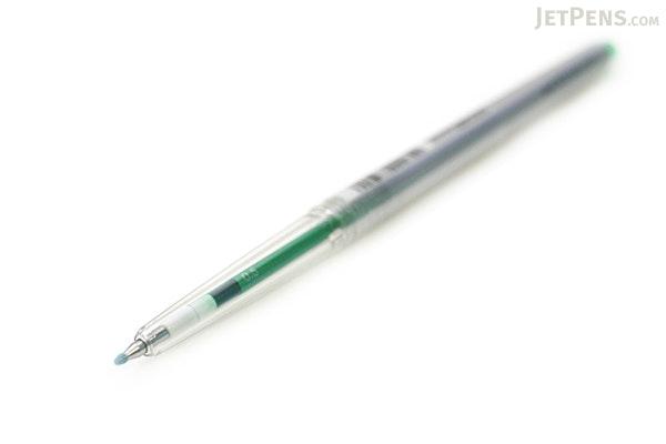 Uni Style Fit Single Color Slim Gel Pen - 0.5 mm - Green - UNI UMN13905.6