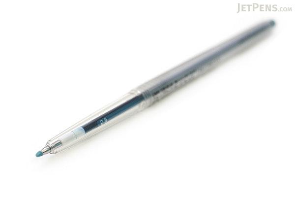 Uni Style Fit Single Color Slim Gel Pen - 0.5 mm - Blue Black - UNI UMN13905.64