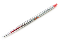 Uni Style Fit Single Color Slim Gel Pen - 0.28 mm - Red - UNI UMN13928.15