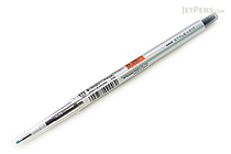 Uni Style Fit Single Color Slim Gel Pen - 0.28 mm - Black - UNI UMN13928.24