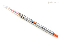 Uni Style Fit Single Color Slim Gel Pen - 0.28 mm - Orange - UNI UMN13928.4