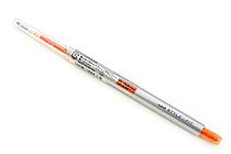 Uni Style Fit Single Color Slim Gel Pen - 0.28 mm - Orange - UNI UMN13928.4