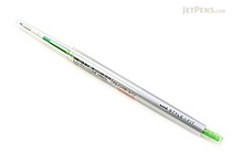 Uni Style Fit Single Color Slim Gel Pen - 0.28 mm - Lime Green - UNI UMN13928.5