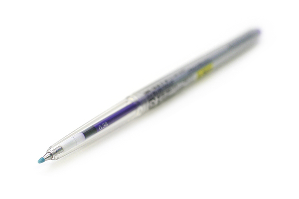 Uni Style Fit Single Color Slim Gel Pen - 0.38 mm - Violet - UNI UMN13938.12