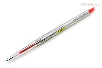 Uni Style Fit Single Color Slim Gel Pen - 0.38 mm - Red - UNI UMN13938.15