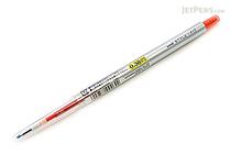 Uni Style Fit Single Color Slim Gel Pen - 0.38 mm - Mandarin Orange - UNI UMN13938.38