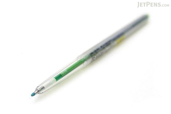 Uni Style Fit Single Color Slim Gel Pen - 0.38 mm - Lime Green - UNI UMN13938.5